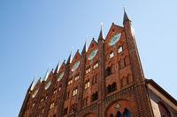 Rathaus 010. Stralsund