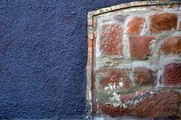 Mauer Nahaufnahme
