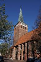 gotische St.-Marien-Kirche