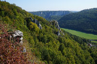 Naturpark Obere Donau, Stuhlfels