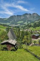 Urlaubsort Inneralpbach im Alpbachtal,Tirol,Oesterreich