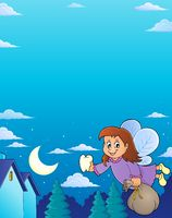 Tooth fairy theme image 6