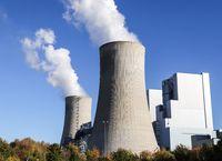 Braunkohle Kraftwerk RWE