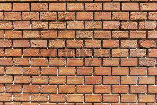 Ziegelmauer   Brick wall