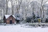 Teehaus im Schlosspark Ahaus