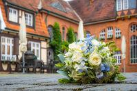Blumenstrauß Hochzeit Brautstrauß