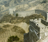 The Great Wall of China, Longest Man-Made Structure in the World
