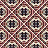 Palestinian embroidery pattern 45