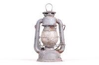 Vintage kerosene oil lantern lamp