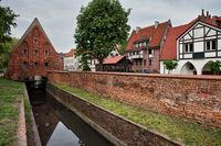 Raduni Canal in Gdansk