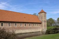 Wirtschaftsgebäude Burg Hülshoff