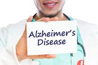 Doctor Alzheimers disease Alzheimer Alzheimer's ill illness healthy health