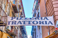 Pizzeria - trattoria banner