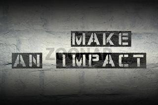 make an impact gr