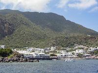 aeolian island named Panarea