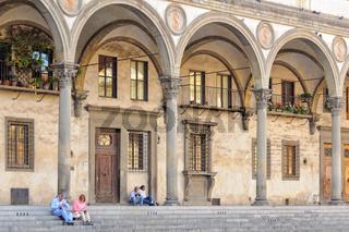 Ospedale degli Innocenti - Florence