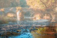 D--Westerwald--herbstliche historische Niesterbrücke.jpg