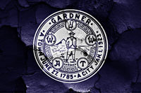 flag of Gardner, Massachusetts
