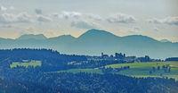 Sulzberg,  Bregenzerwald, Vorarlberg, Österreich
