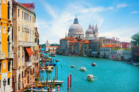 Majestic Venice in summer
