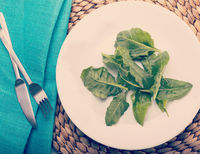 Boring Salad