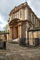 The Museum of the History of Science, Oxford, England