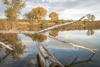 long, narrow and fast racing sea kayak