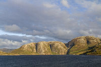 Fjord Osen im Trondelag