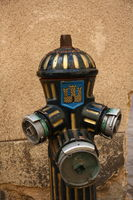 Hydrant in Thionville