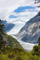 Franz Josef Glacial Valley