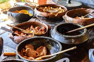 Traditional Brazilian food