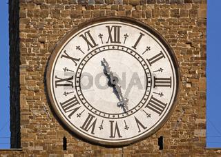 Clock Florence