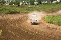 Extreme rally, autocross