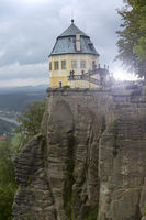 old fortress fortification Koenigstein