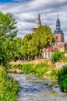 Impressionen aus Hettstedt Mansfelder Land