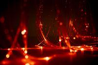 light lines in the dark