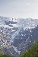 Kjenndalsbreen in Norwegen