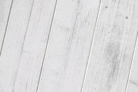 Rustic white wood surface