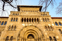 Universität für Architektur - Bukarest