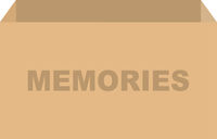 Memories Box Vector