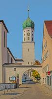 Katholische Kirche St. Oswald, Stockach, Baden-Württemberg