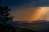 Blick zum Brocken Harz