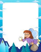 Tooth fairy theme frame 1
