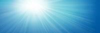 sonne sunlight soleil banner
