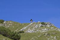Gipfelkreuz auf dem Satteljoch