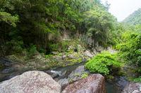 Crystal Cascades Landscape
