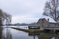 Fuerstbischoefliche Kornwassermuehle zu Nienborg.