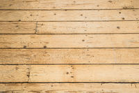 Wooden plank floor background texture close-up light colors