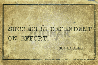 success Soph