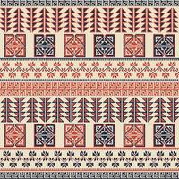 Palestinian embroidery pattern 41